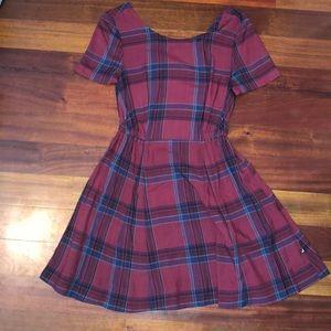 Plaid Volcom Dress